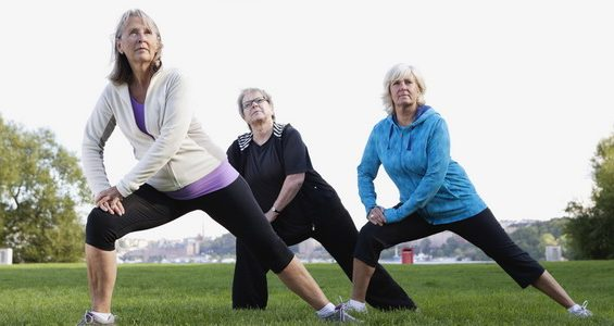 Basic Health and Exercise Tips For Grandparents