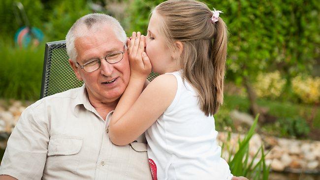 Grandparent help