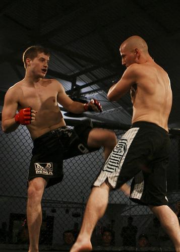 MMA Athletes